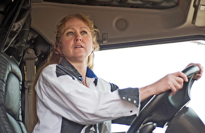DEI Efforts for Women in The Trucking Industry Get a Federal Boost